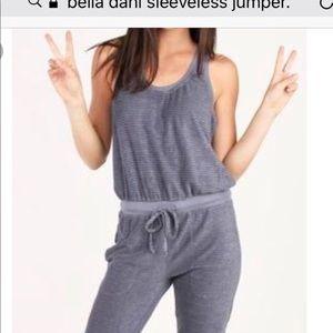 Bella Dahl jogger jumpsuit.